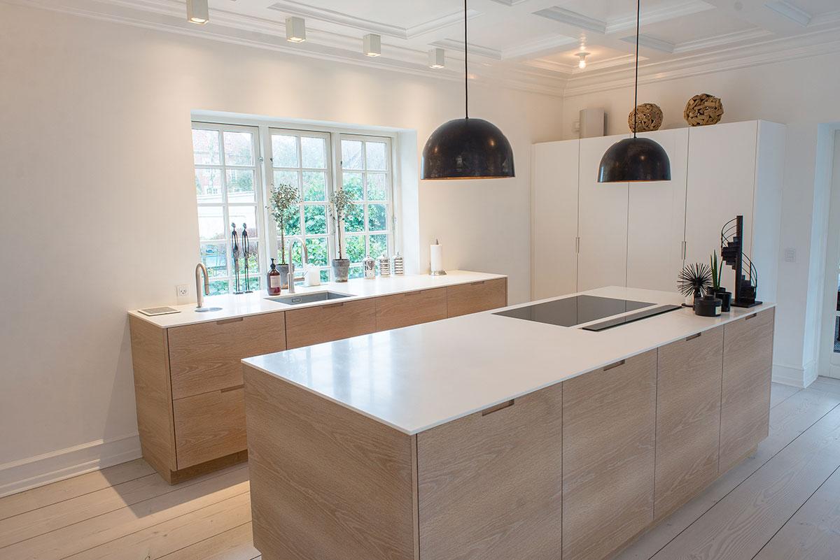 Køkken, inventar og møbler i hellerup   elmelund