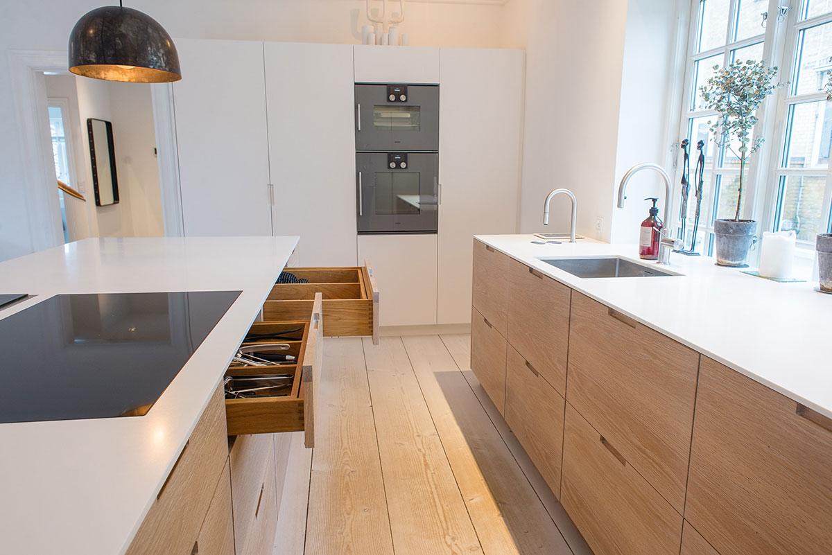 møbler til køkken
